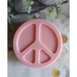 Jabón Símbolo Paz