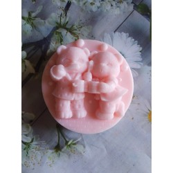 Jabón ositos