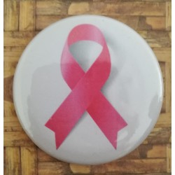 Chapa o Imán Lucha contra el cáncer de mama