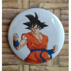 Chapa o Imán Son Goku