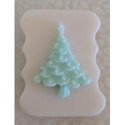 Jabón árbol navideño