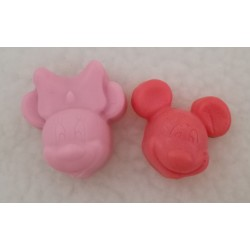 Jabones Mickey y Minnie