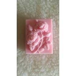 Jabón rosas
