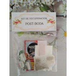 Kit de recuperación Post-Boda
