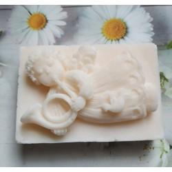 Pastilla de jabón angelito