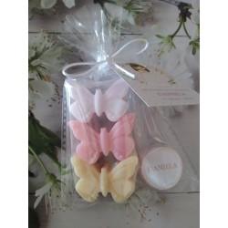 Pack mariposas + bálsamo labial