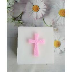 Jabón con cruz