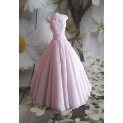 Jabón vestido novia